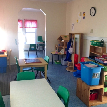 Another view of our School Age Room.