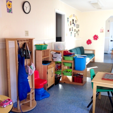 A view of our School Age Room.